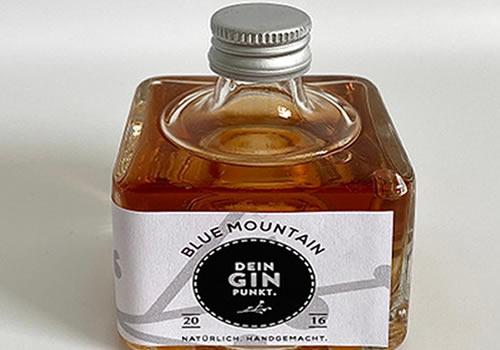 Blue Mountain Gin 100 ml.