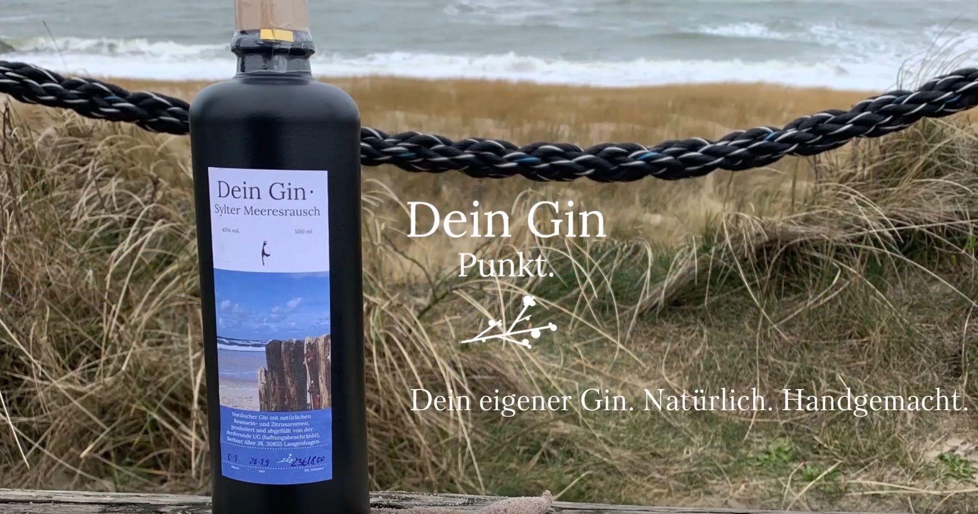 Deine Gin Eigenmarke   Deingin.eu